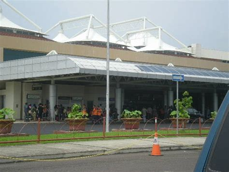 layout bandara smb ii palembang panoramio photo of bandara smb ii palembang