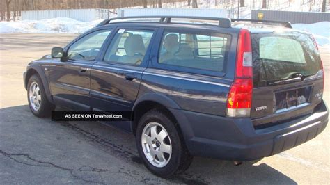 Volvo Awd Wagon by 2002 Volvo Xc70 Awd Turbo Wagon Looks
