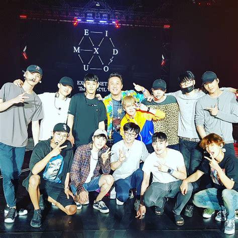 exo dancing king yoo jae suk trends worldwide following impressive