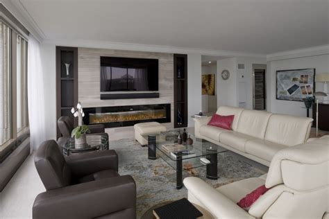 the living room toronto palace pier condo gets a luxurious renovation toronto