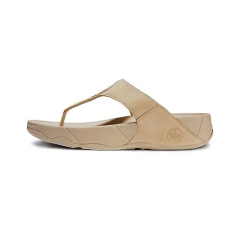 Fitflop Nubuck 1 fitflop walkstar iii maple sugar nubuck sandal fitflop from crichton shoes uk