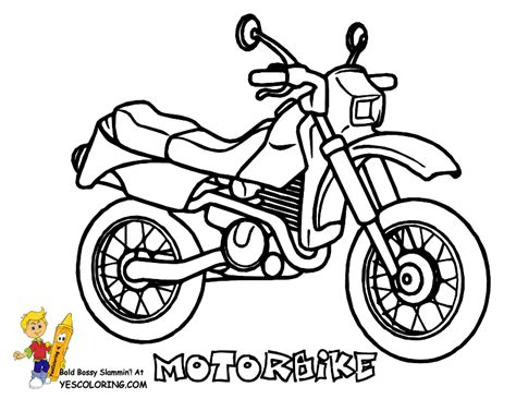 motorcycle coloring pages pdf big boss motorcycle coloring super motorcycle free