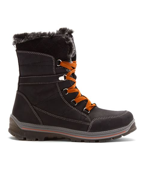 santana canada boots santana canada s messie boots in black lyst