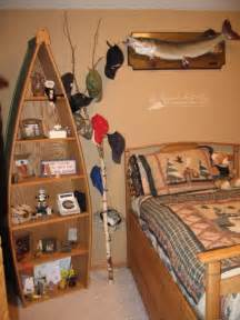 Diy Boat Bookshelf 1000 Ideas About Fishing Themed Bedroom On Pinterest
