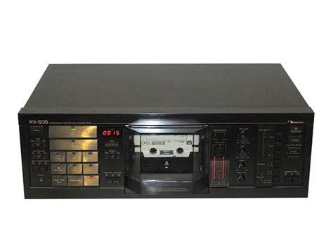 nakamichi cassette deck top 8 nakamichi vintage cassette decks ebay