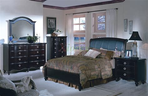 Leather Headboard Bedroom Set by Bedroom Furniture Set With Leather Headboard 130 Xiorex