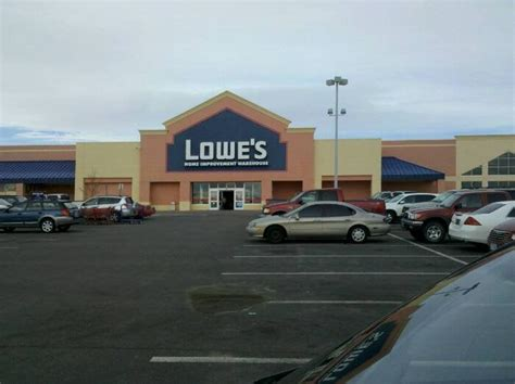 lowe s home improvement appliances cheyenne wy
