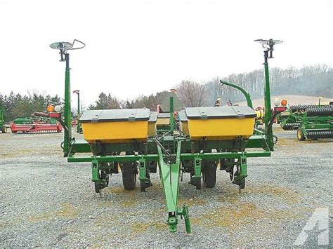 John Deere Corn Planter 7200 4 Row For Sale In 4 Row Corn Planter