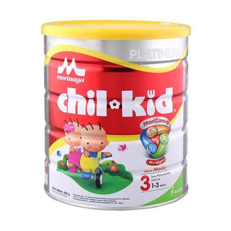 Chil Kid 3 Madu 800 Gr jual chil kid platinum madu 800gr harga