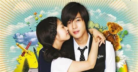film korea romantis naughty kiss sinopsis k drama playful kiss 2010 kumpulan film korea
