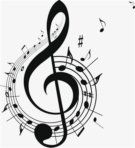 imagenes simbolo musical simbolo de la musica negra dise 241 o nota musical musica