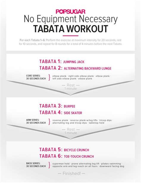 printable bodyweight workouts popsugar fitness australia