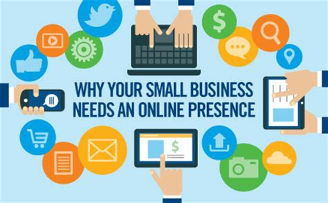 want to do small business from home why you need an presence for your business