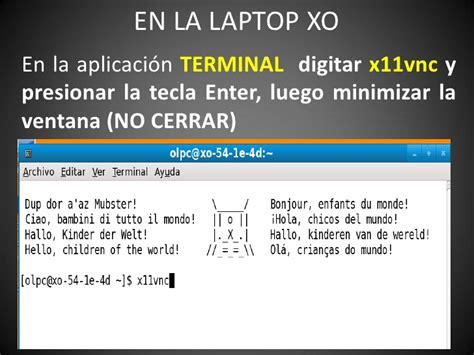 esconder barra superior gnome 72801518 laptop xo secundaria caracteristicas generales