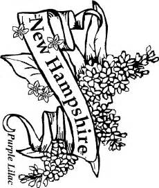 50 state flowers coloring pages for kids az dibujos para