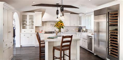 custom cabinets santa barbara custom kitchen bath design by the kitchen company in