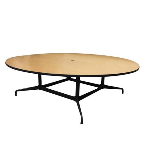 Eames Meeting Table Charles And Eames Conference Table By Herman Miller For Sale At 1stdibs