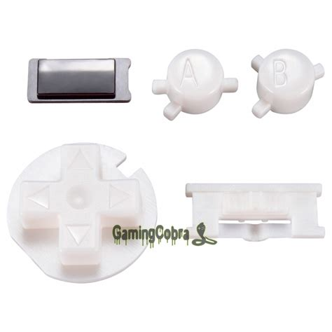 mod gameboy buttons a b buttons d pad replacement parts mod for gameboy color