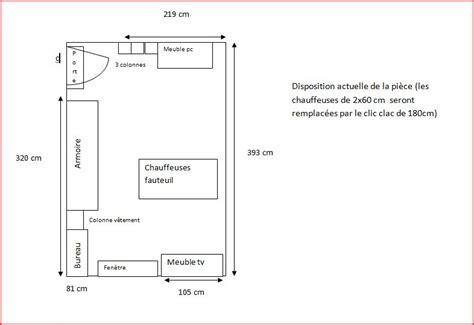 Comment Disposer Les Meubles Dans Une Chambre by Comment Disposer Les Meubles