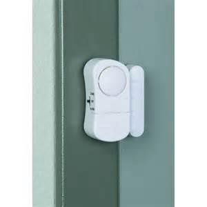 door window entry alarm