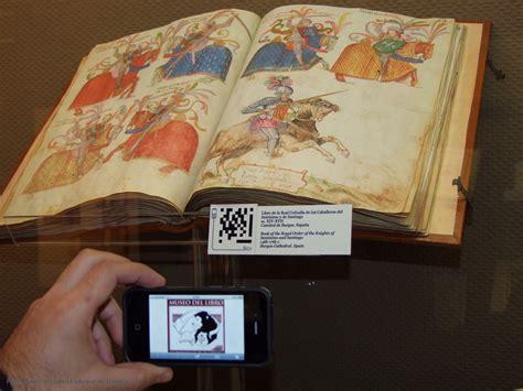 libro el museo de los funcionamiento del dispositivo bidi en el museo del libro fadrique de basilea de burgos