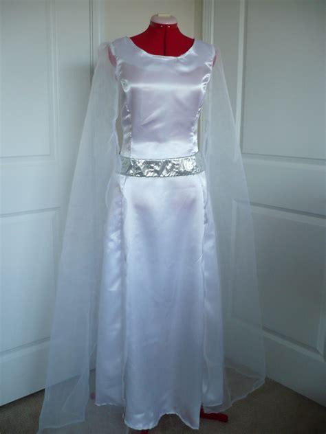 Leia Dress custom order princess leia ceremonial gown for grad