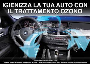 igienizzare interni auto sanificazione igienizzazione con ozono delta srls