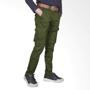Celana Cargi Green jual celana cargo terbaru harga promo diskon blibli