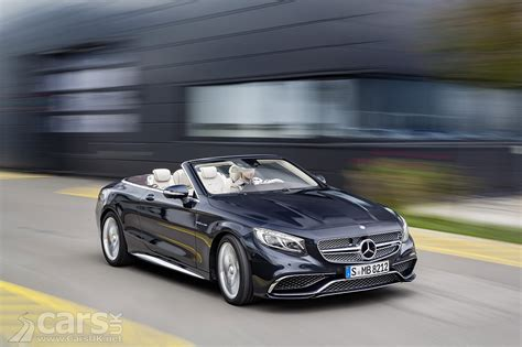 mercedes range of cars mercedes amg s65 cabriolet the range topping s class