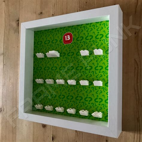 Frame Lego Minifigure Series 13 lego minifigures series 13 display frame frame