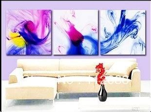 free shipping pop acrylic paintings on canvas wall decorations living room 3 canvas