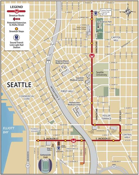 seattle map hill seattle wa