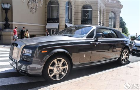 roll royce phantom drophead coupe rolls royce phantom drophead coup 233 series ii 20 february