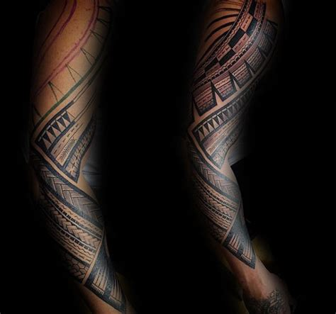 traditional samoan tribal tattoos 90 designs for tribal ink ideas