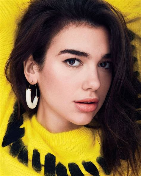 dua lipa dua lipa photographed for instyle magazine 2017
