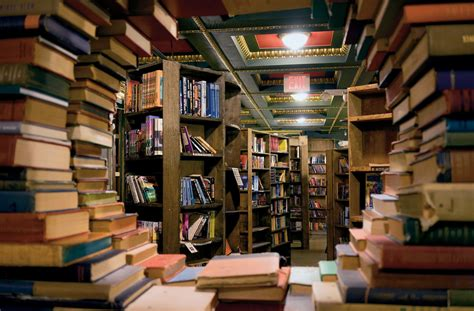 l a s vintage bookstores the new york times