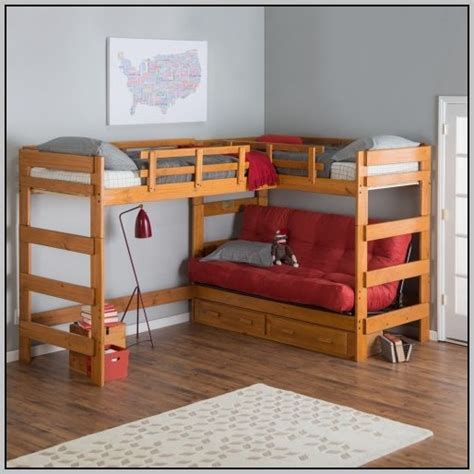 bunk futon combo bunk bed desk combo walmart download page home design