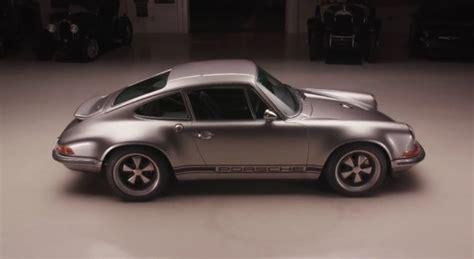 J Leno Singer Porsche by El 100 186 Singer Porsche 911 Presentado En El Programa De