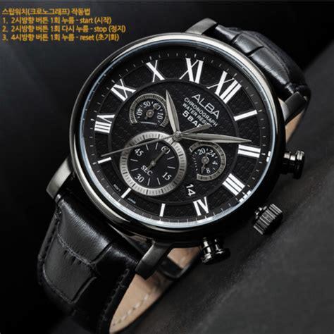 jam tangan alba original at3752 jual beli alba at3565 chronograph original baru jam