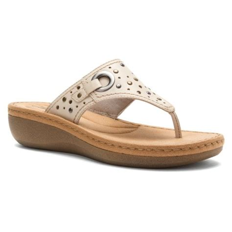 comfortable thong sandals women s clarks trista mint comfortable thong sandals