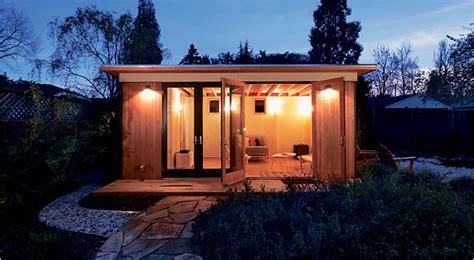modern shedcabin workspace diy projects  nina