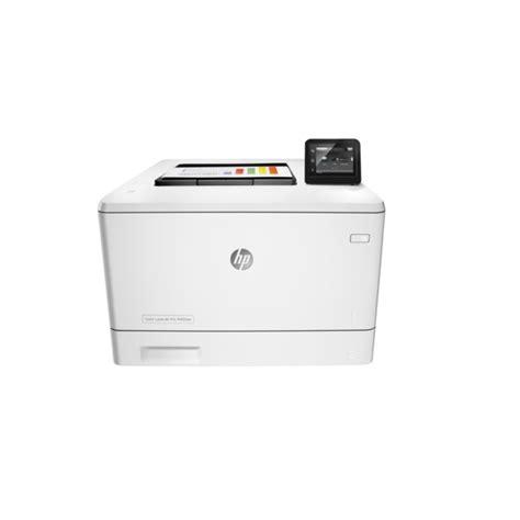 Printer Hp Laserjet Network hp laserjet pro m452dw cf394a wireless network color