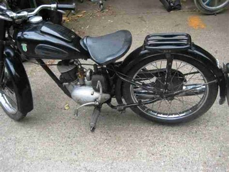 Dkw Motorrad Bilder by Oldtimer Motorrad Dkw Rt 125 2 Bj 1953 Bestes Angebot