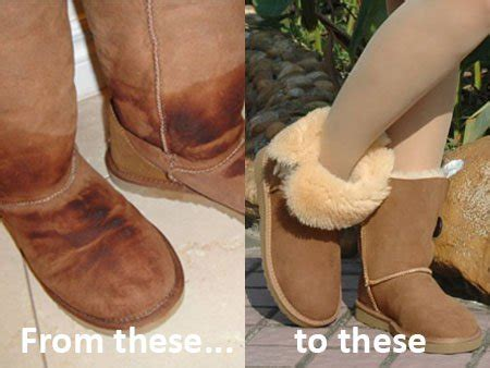 how to easily clean ugg boots at home