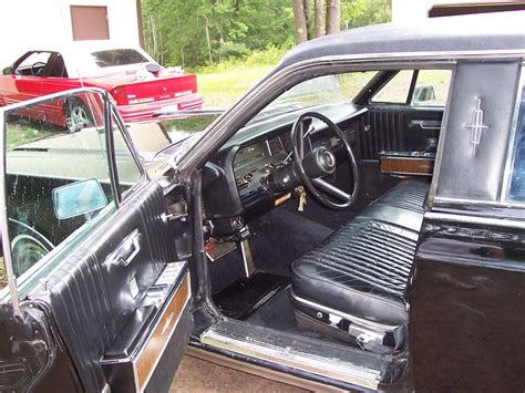 car manuals free online 1988 lincoln continental interior lighting 1967 lincoln continental 4 door limousine 60676