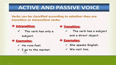 sentence pattern passive voice learn english through tamil part 5 tenses active and