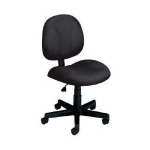 Upholstered office chairs swivel computer chairs armless desk chai