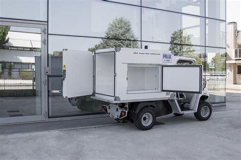 refrigerated electric vans alke