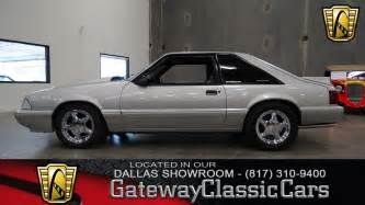 1990 ford mustang lx 440 dfw gateway classic cars of dallas youtube