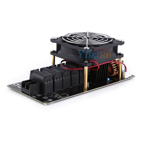 induction heater power 1000w 20a zvs induction heating machine module power supply board heater ebay